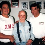(L-R) Wayde Ching, Herb Jackson, Richard Bustillo